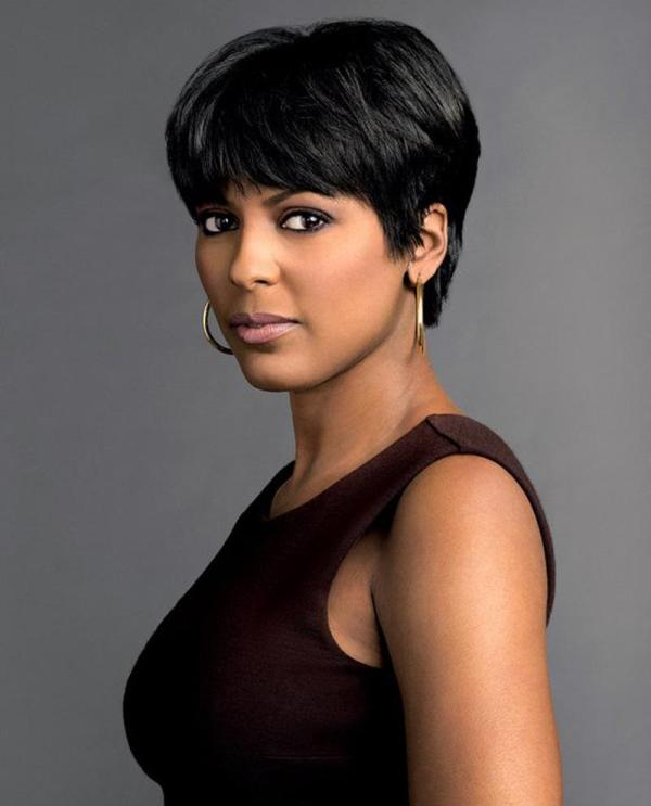 35 Best Short Black Haircuts For Round Faces 2018