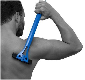 BaKblade 1.0 Back Hair Removal and Body Shaver