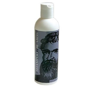 Beardsley Ultra Beard Shampoo – Wild Berry