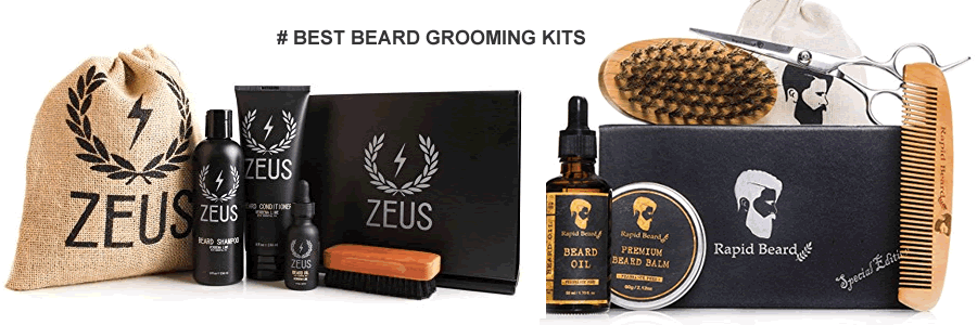 5 best beard grooming kits for men 2018 review full kits cruckers. Black Bedroom Furniture Sets. Home Design Ideas