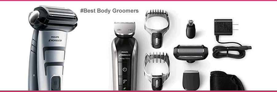 Best body groomer