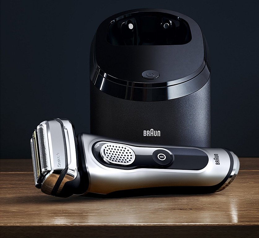 Braun Series 9 9290CC Wet and Dry Shaver