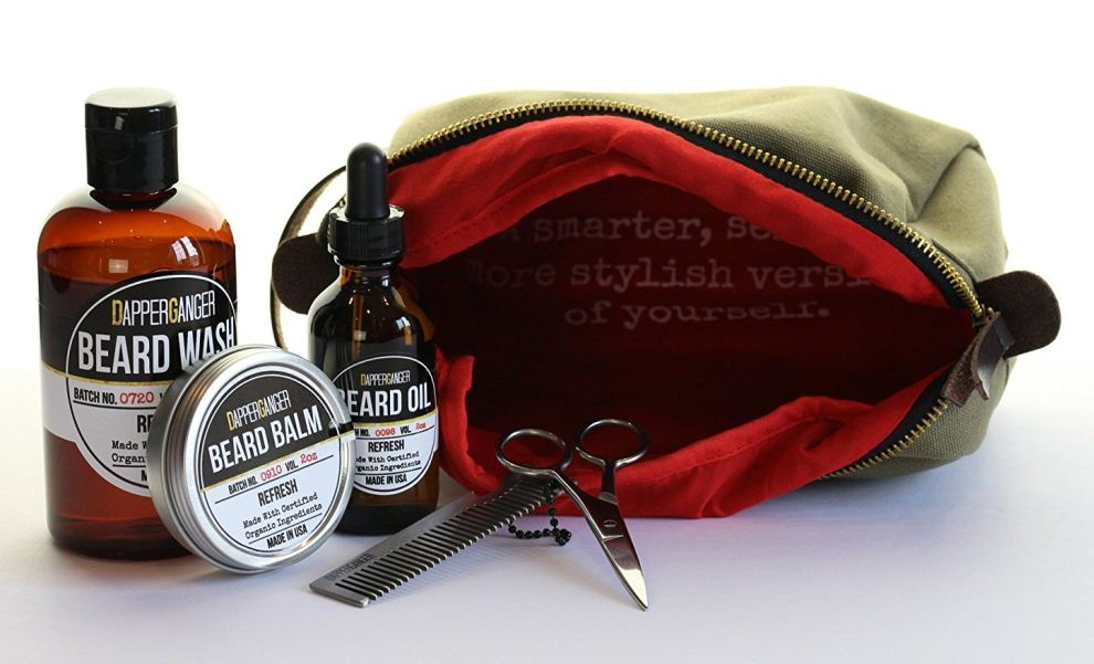 DapperGanger BEARD CARE KIT