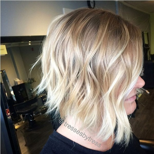 Soft Blonde Balayage Hair