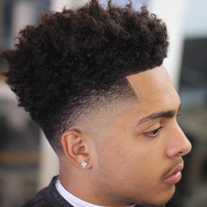 15 Best Haircuts For African American Men 2018 Cruckers