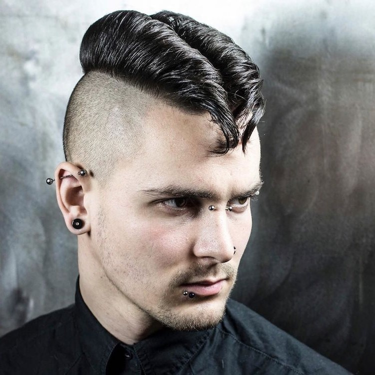 15 Best Hairstyles for Teenager Guys 2019 - Cruckers