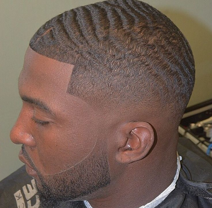 african Wave haircut