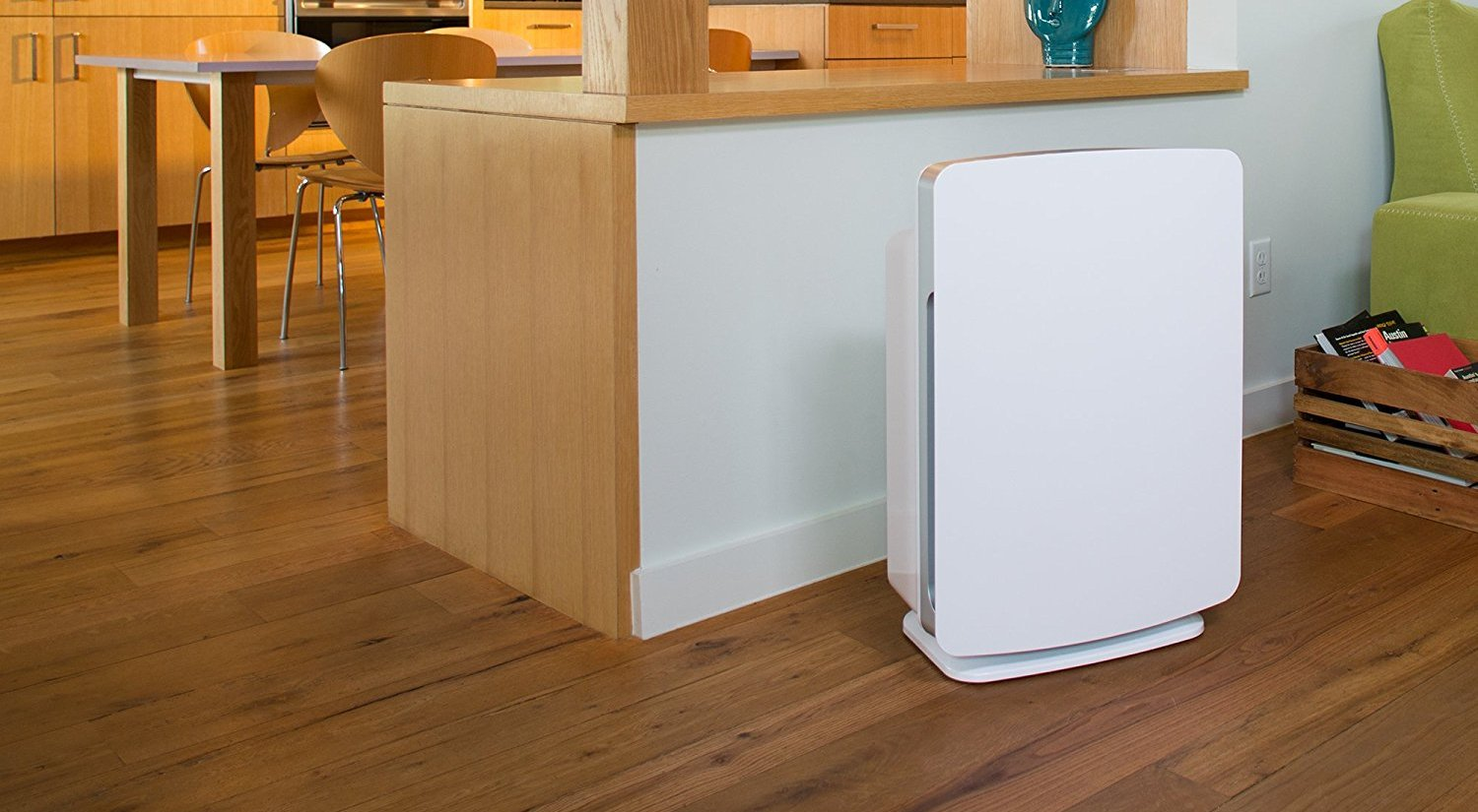 Alen BreatheSmart Customizable Air Purifier with HEPA-Pure Filter for Allergies and Dust