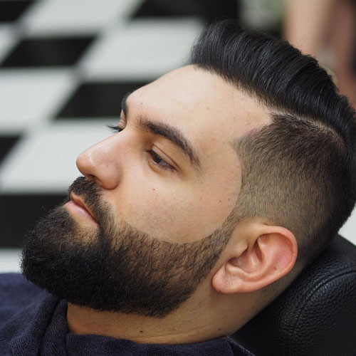 best hair and beard styles 15 best beard styles for fashionable cruckers 4614
