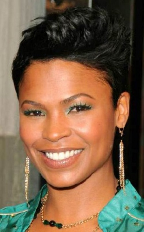 Cute-Short-Hairstyles-For-Black-Women