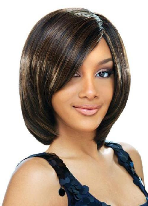Sleek-Bob-Short-Hairstyles-For-Black-Women-2