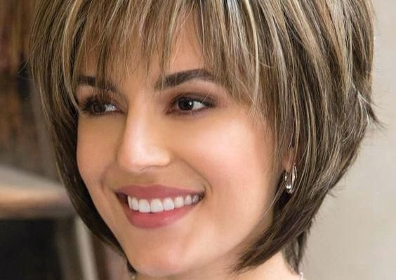Flattering Short Haircuts For Women Over 50