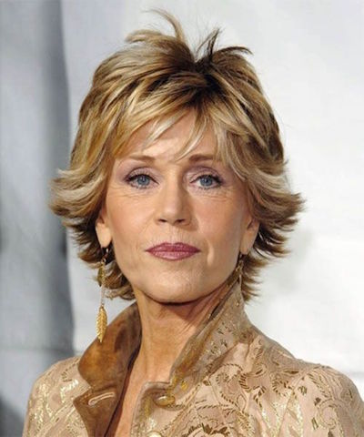 Short Haircuts For Women Over 50 Cruckers